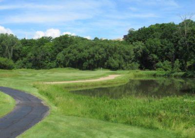 2017KI Blackwolf Run River Course Hole 10 Par 3