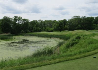 2017KI Blackwolf Run River Course Hole 17 Tee