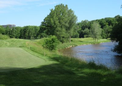 2017KI Blackwolf Run River Course Hole 9 Back Tee