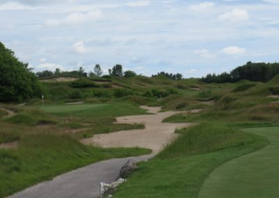 2017KI Whistling Straits Irish Course Hole 6 Tee