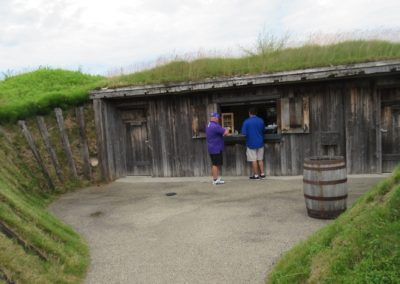 2017KI Whistling Straits Irish Course Hole 8 Snack Shop