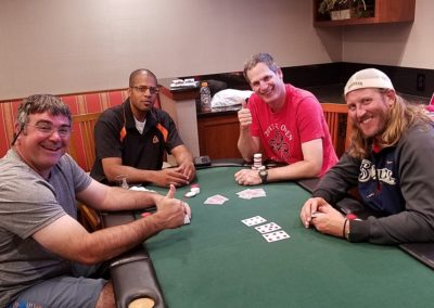 2017KI Inn on Woodlake Poker Game Group