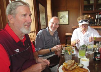 2017KI Whistling Straits Clubhouse Lunch