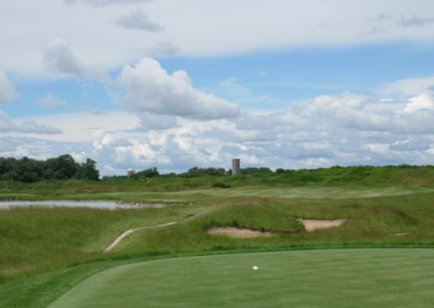 2017KI Whistling Straits Irish Course Hole 17 Tee